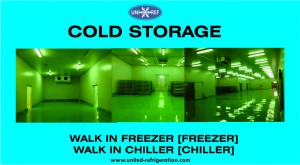 Cold Storage united refrigeration b