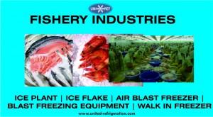 Fishery Industries United Refrigeration b