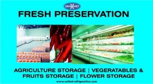Fresh Preservation United Refrigeration b