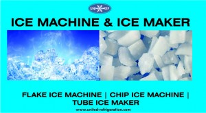 Ice Maker & Ice Machine United Refrigeration