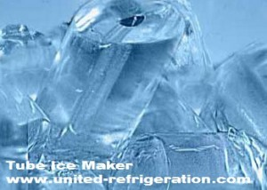 Tube Ice United Refrigeration